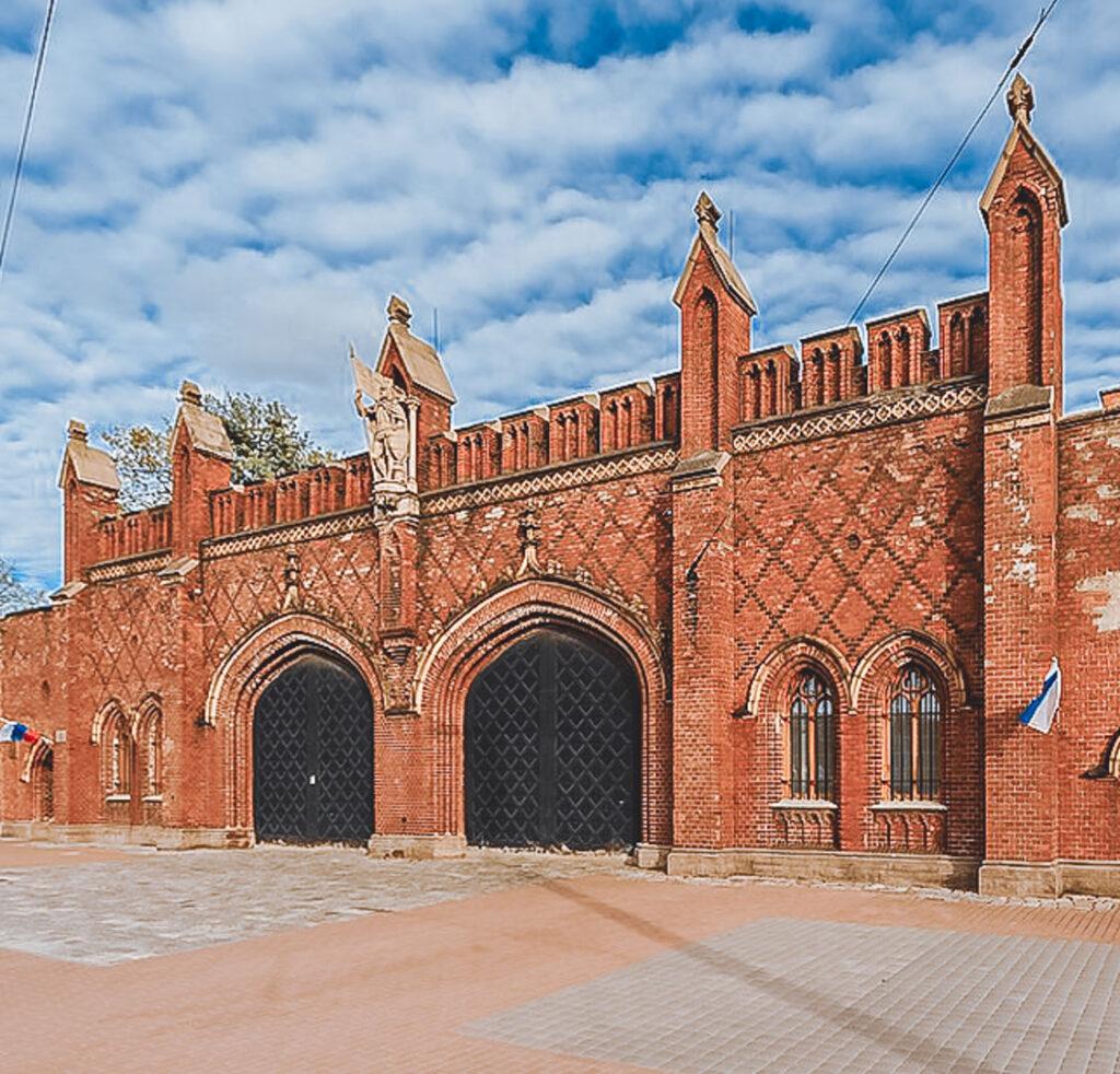 Portão de Friedland