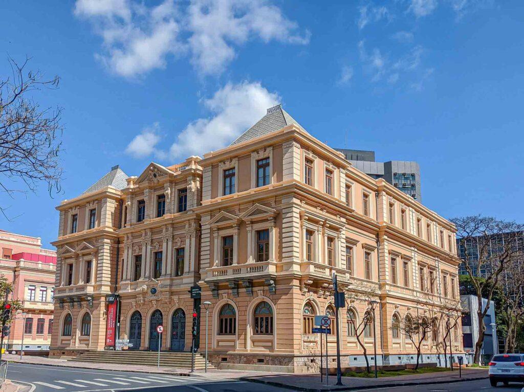 O Museu das Minas e Metais faz parte do Circuito Liberdade