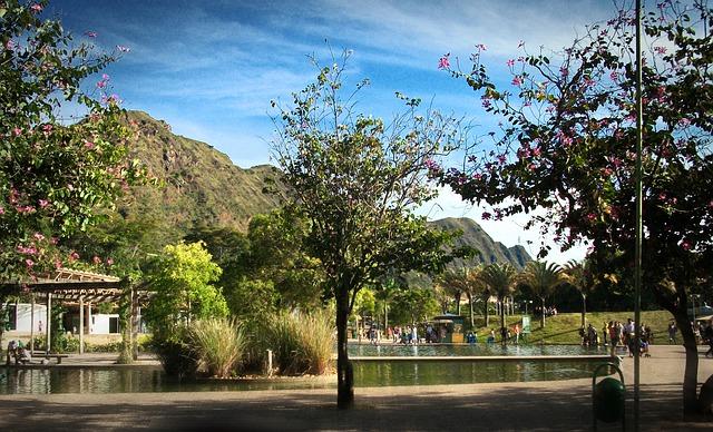 O Parque das Mangabeiras é o maior parque de Belo Horizonte. Aos pés da Serra do Curral e com uma variedade de atividades ao ar livre.