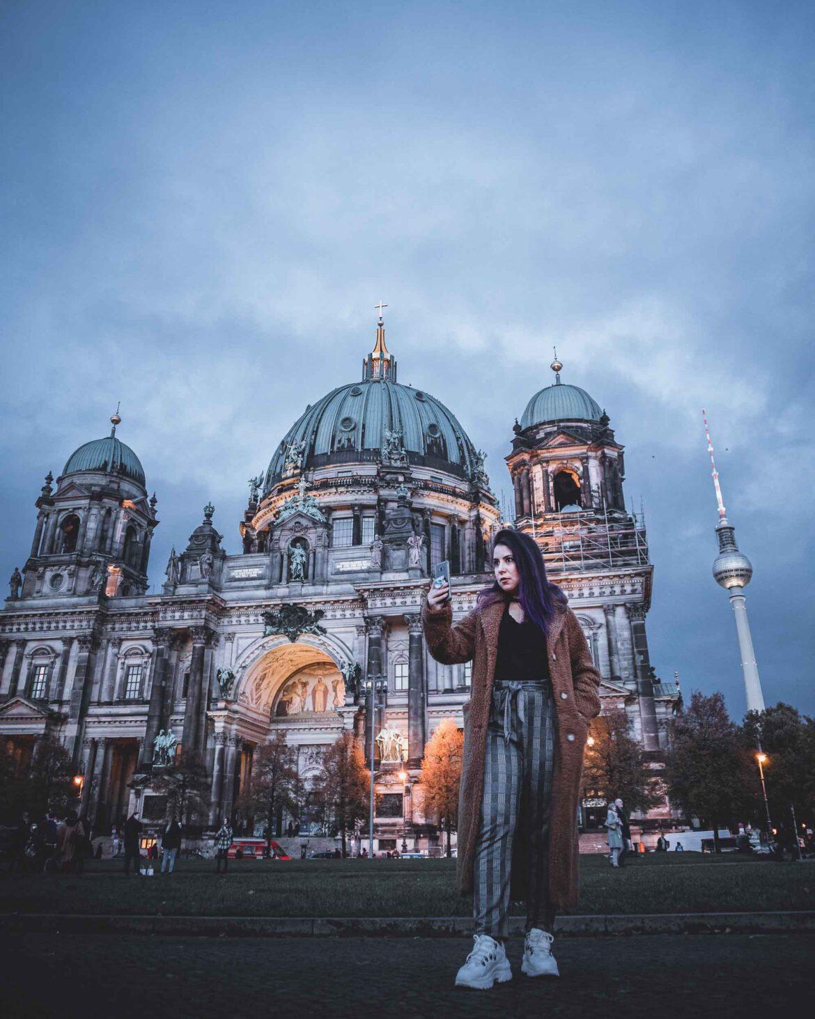 Fim de Tarde na Catedral de Berlim, um ponto turístico imperdível na capital alemã