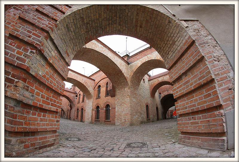 A Citadela de Spandau é um lugar totalmente diferente em Berlim. Uma fortaleza amuralhada em plena capital