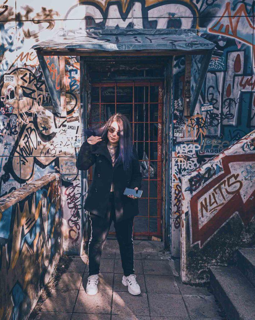 Onde encontrar arte de rua em Berlim